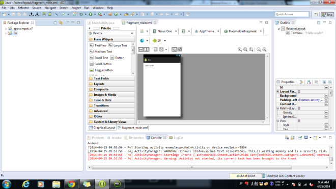 lagi lagi android proramming