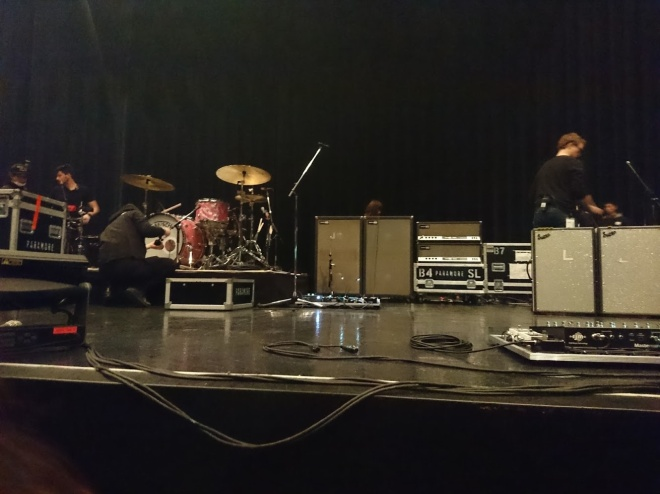 konser selesai